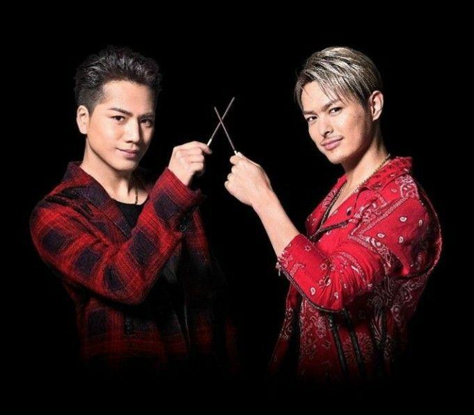 Hiroomi & Ryuji