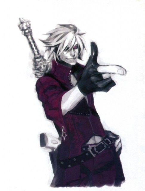 Miwa Shirow, Devil May Cry, Dante