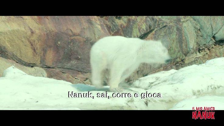 Un'appassionante avventura nelle sconfinate, bellissime ma ostili terre dell'Artico Canadese. Protagonisti Luke, ragazzo di 14 anni e Nanuk, un cucciolo di orso.  #Backstage #Nanuk #cinema #film #Dakota #Artico #OrsoPolare