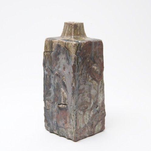 Ken Matsuzaki - Yohen Square Vase