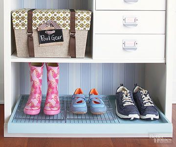 Storage Hacks We Stole from the Kitchen