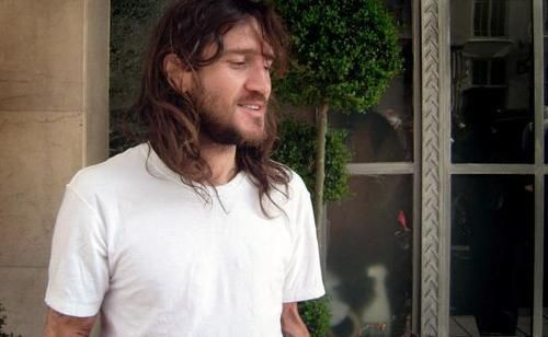 John Frusciante, Red Hot Chili Peppers, music, band, style, guitar, some girls