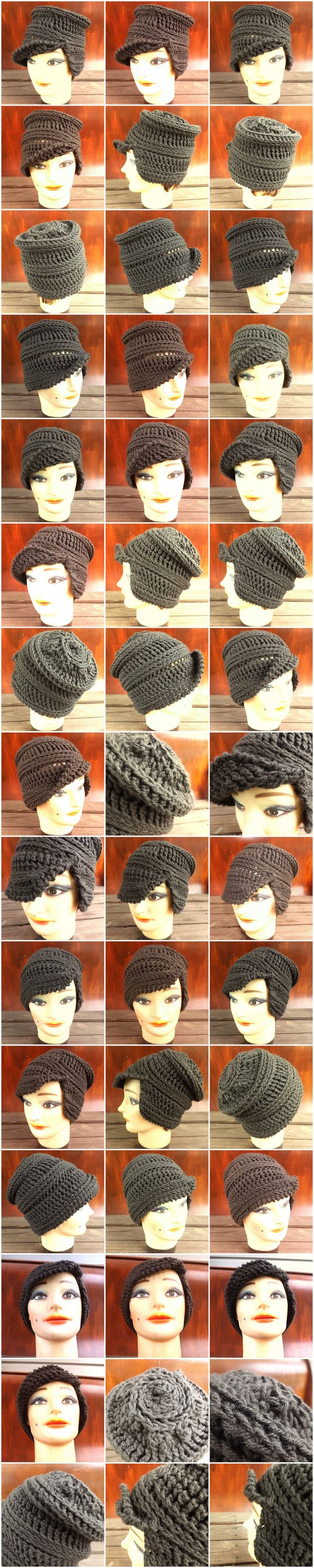 https://www.etsy.com/listing/76368756/crochet-hat-women-hat-clairisse-womens?ref=shop_home_active_search_query=clairisse%2Bbrown CLAIRISSE Crochet Beanie Hat in Coffee Brown by strawberrycouture $40.00