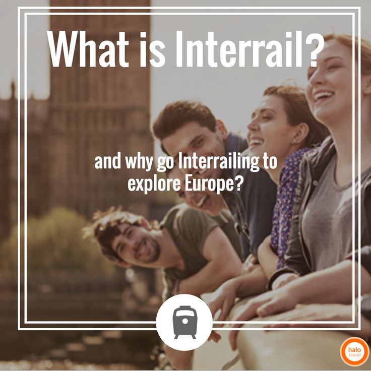 The best way to explore Europe is by train! You can use a Eurail or a Interrail Pass. 1 rail pass is valid in up to 30 countries! But what is Interrail and why would you go travel Europe with a Interrail Pass? Read more on our blog and find out how you can use a Interrail Pass to explore Europe by train. halotravel.com