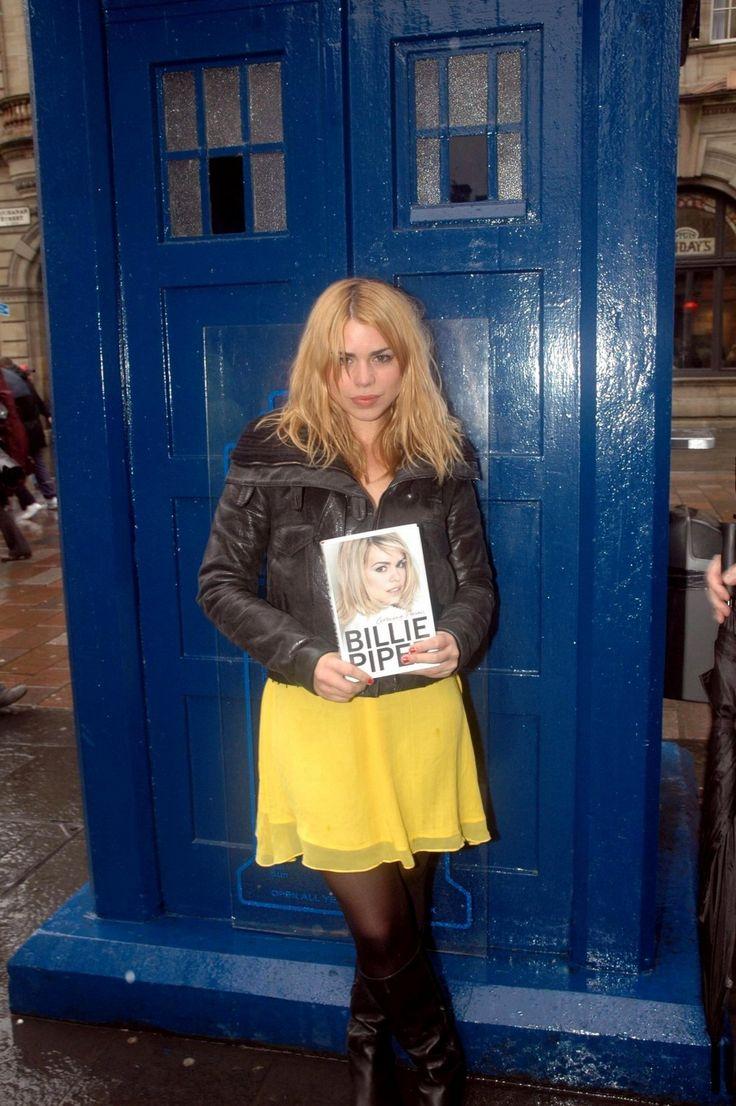 Billie Piper in 2006.