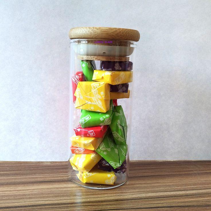 Xing chen glass 130 ml small empty food grade glass jar