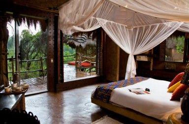 Makalali Game Lodge - [Bedroom]  Limpopo Province - Africa