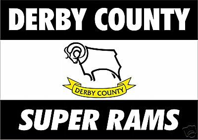 Rams fans reach their target for giant flag appeal - Derby County-Mad