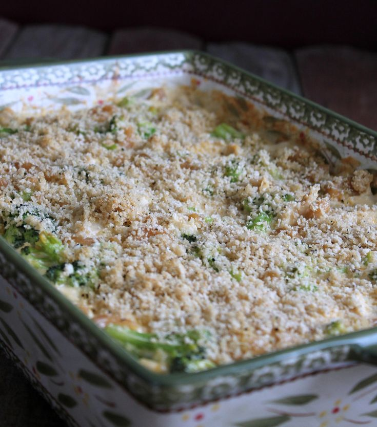 Broccoli, Chicken, and Cheese Pasta Bake {Recipe} | organizeyourselfskinny.com