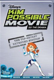 Kim Possible So The Drama Full Movie Online. Kim's heart is quickly captured by the new boy, Eric, who soon becomes her boyfriend. Unknown to Kim, her best friend and sidekick, Ron has developed stronger feelings toward her.