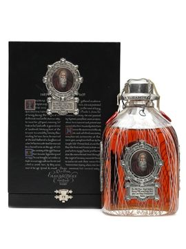 A very rare and beautiful bottling of Old Parr blended whisky, honouring the 'Golden' Elizabethan era of British history.