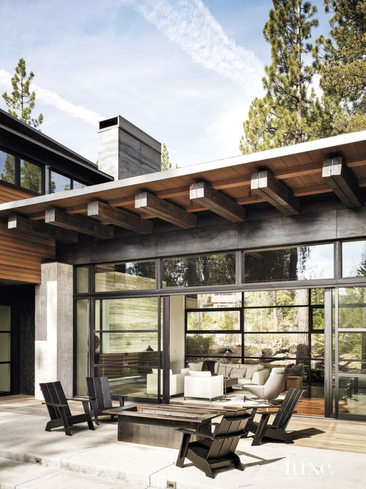 13 Uses Of Honest Architecture In Residential Design Luxedaily Design Insight From The Editors