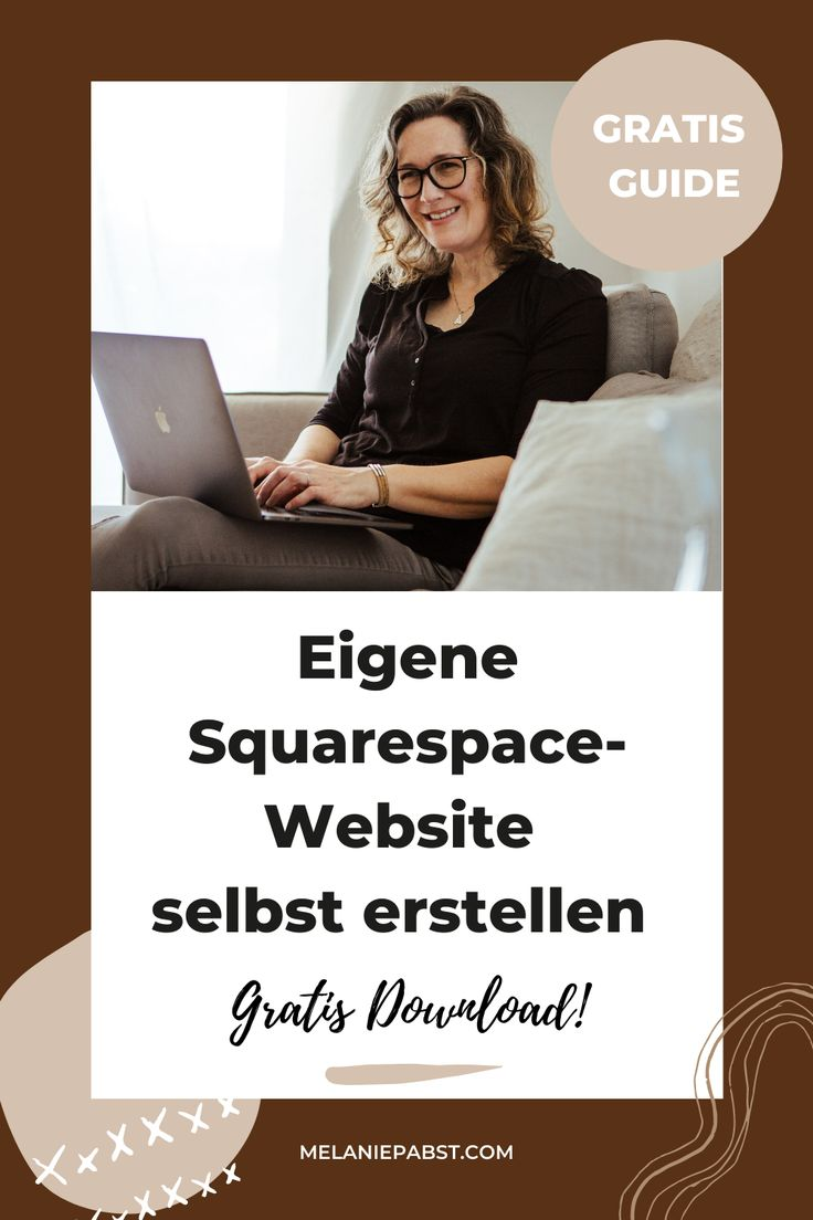 Free Squarespace website guide to download I Create your