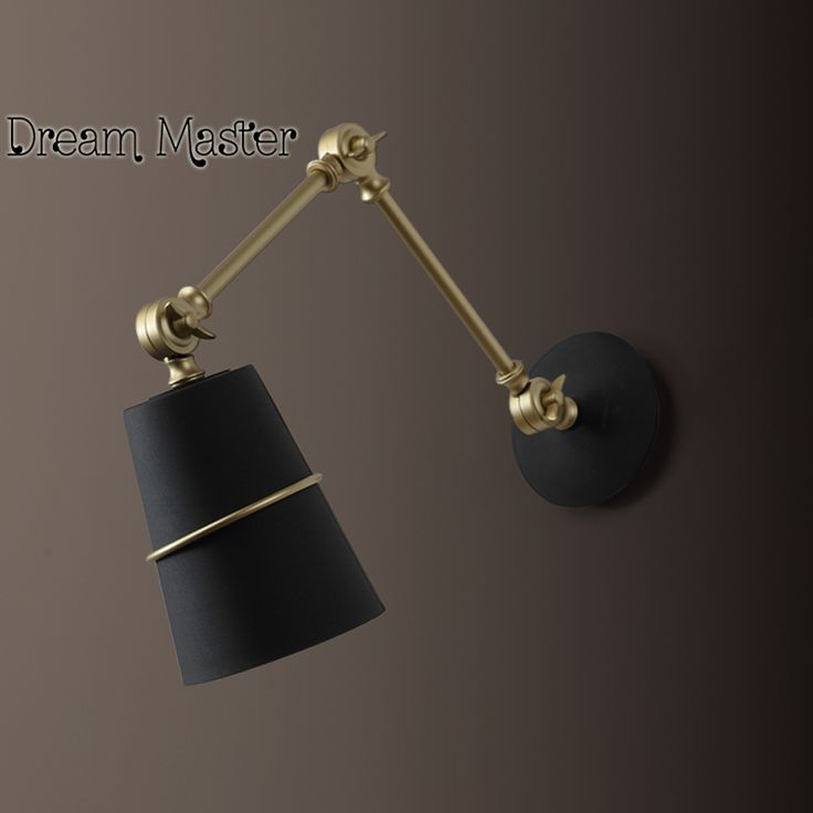 ==> [Free Shipping] Buy Best The wall after the modern minimalist creative personality restaurant art lamp bedroom bedside lamp designer office desk Online with LOWEST Price | 32808228475