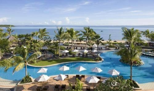 Booking.com Sofitel Fiji Resort