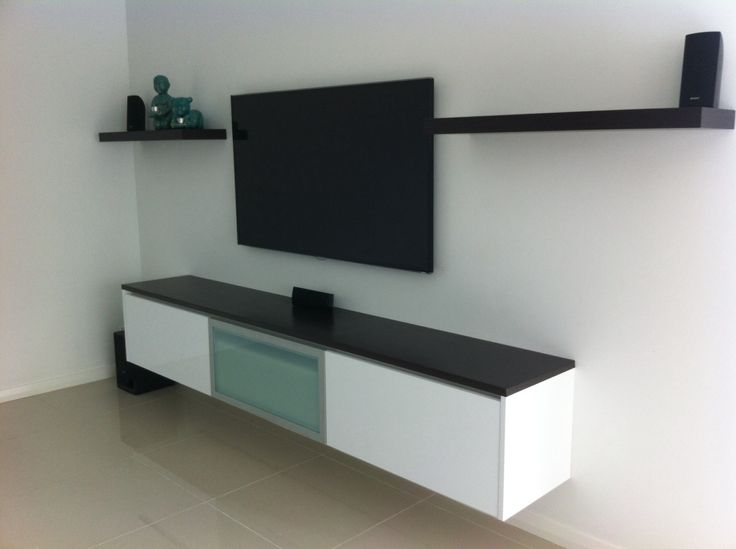 Wall Cupboards floating wall cabinet | media theatre | pinterest | floating wall