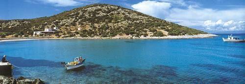 Lipsi Island, Greece