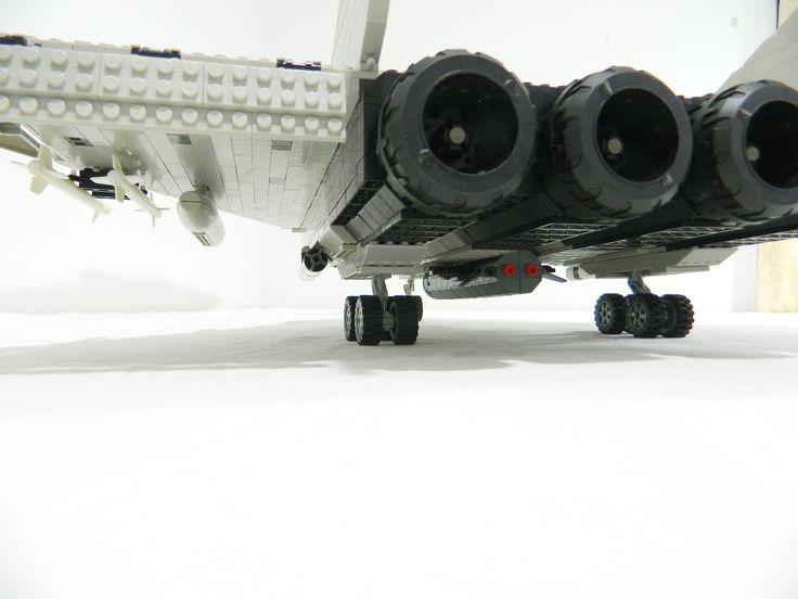 https://flic.kr/p/nCPdzm | Rare of TU-135 bomber