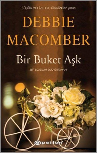 İngilizce Adı: Blossom Street Brides Seri: Blossom Street Serisi 10 Basım Tarihi: Ocak, 2016 Yayınevi: Epsilon Sayfa Sayısı: 399 Çeviri: Nil Bosna Konusu: Kasabanın örgü dükkânında buluşan birbirin…