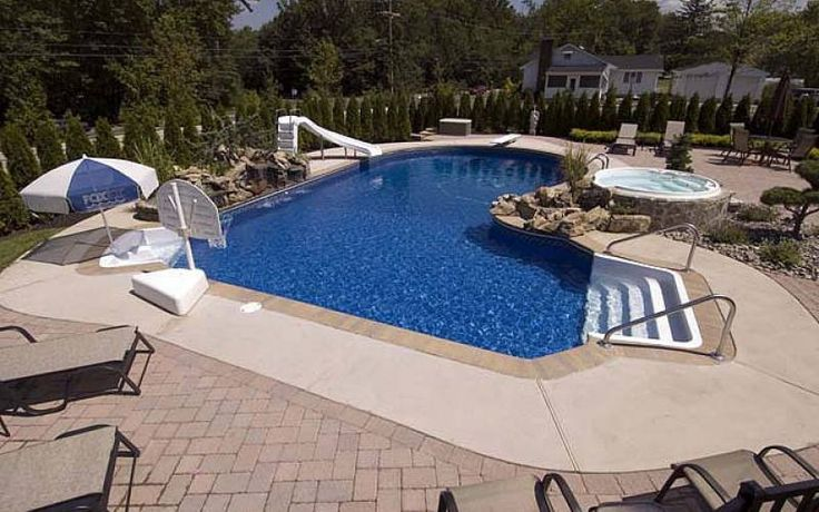 61 Best Images About Pools On Pinterest Pool Houses Concrete Patios And Pool Shed