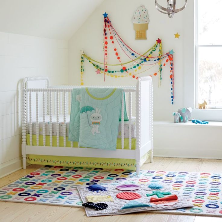 Jenny Lind White Toddler Rail | Cribs, Jenny lind crib ...