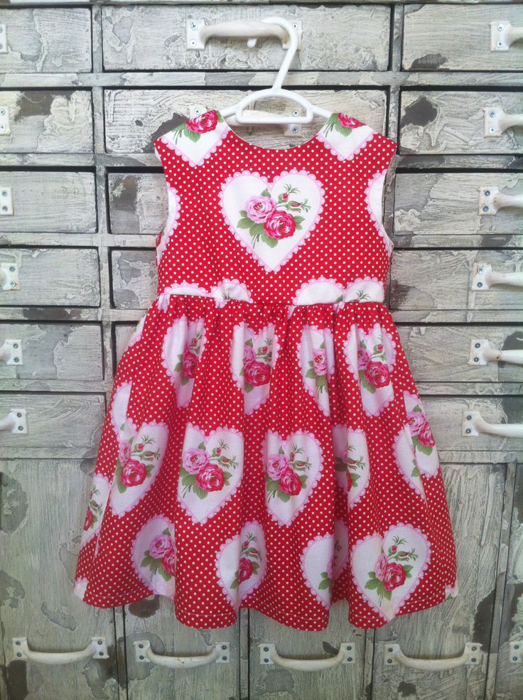 Royal Little Darling dress  $45, Via Etsy.