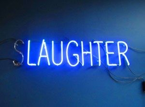 Slaughter - Laughter Neon