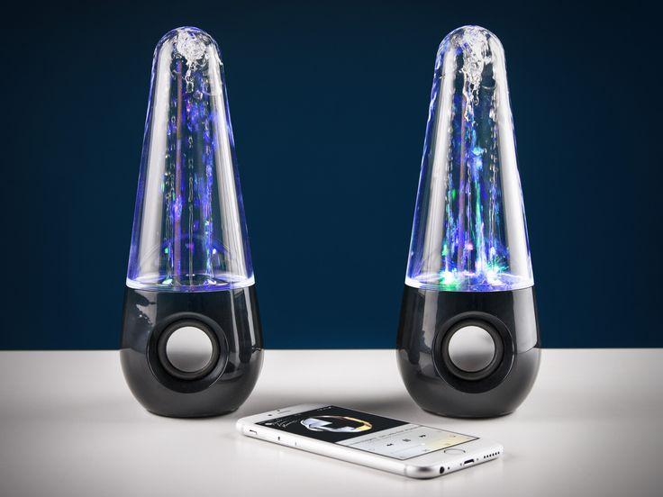 Bluetooth Water Dancing Speakers