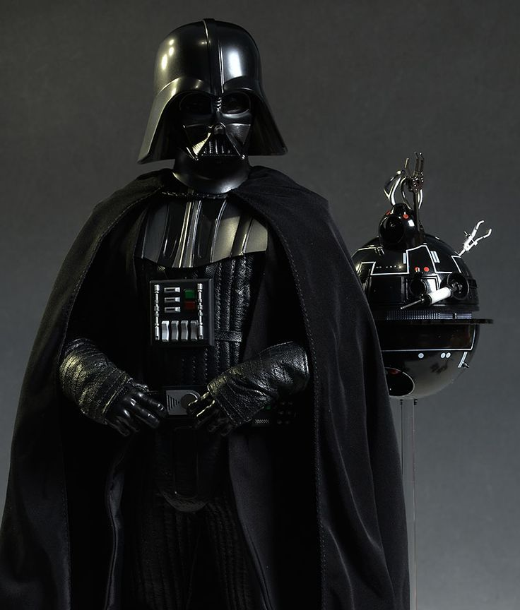 Hot Toys Star Wars Darth Vader sixth scale action figure