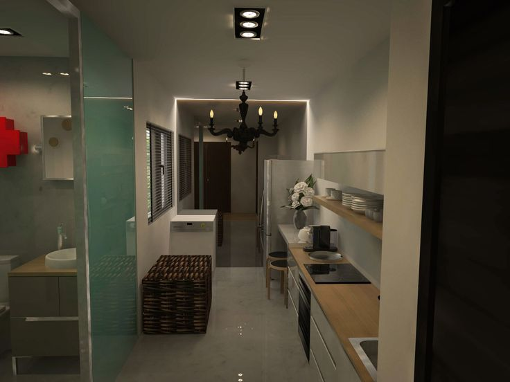 2 Room HDB Apartment In Sengkang Rieverview Walk Interior Design By The Owner Of This Magazine
