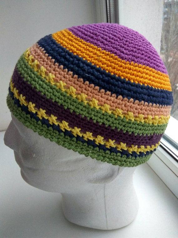 280 best gorros crochet images on Pinterest | Capuchas, Patrones de ...