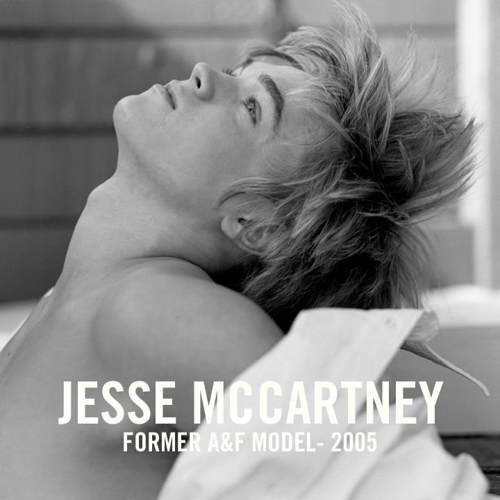 Jesse McCartney | Former Abercrombie Model | 2005