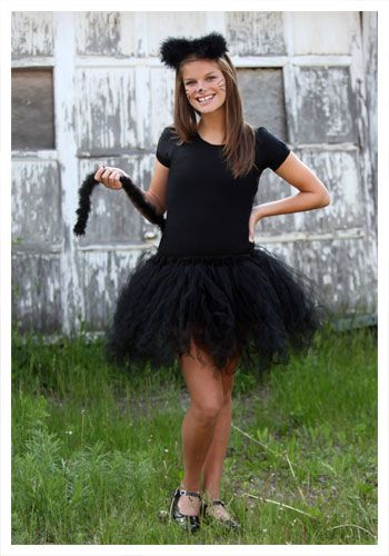 Teen Tutu Cat Costume - In Stock : About Costume Shop