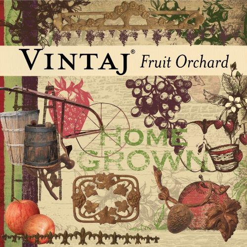 Fruit Orchard By Vintaj