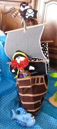 Pirates and mermaids, oh my.