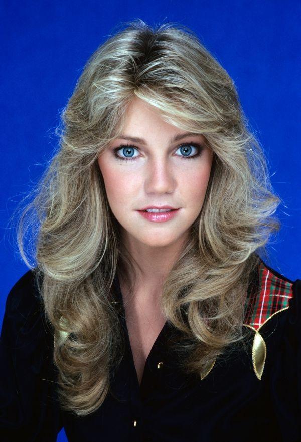 Heather Locklear Heather Locklear Blonde Actresses