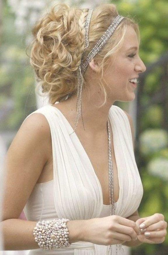 Serena Greek Goddess Hair Prom Pinterest Greek Goddess Hair Goddess Hair And Goddesses Wedding Headband Hairstyles Goddess Hairstyles Greek Goddess Hairstyles