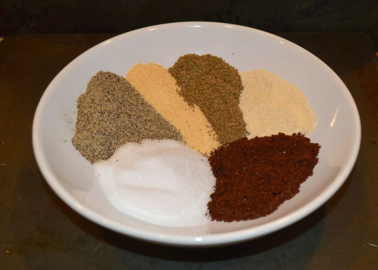 Paleo Prime Rib Seasoning. Also perfect for steak!
