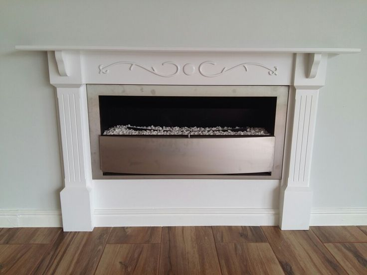 Mantlepiece hand crafted for customer's specification.