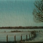 Snow Day 5 x 7 in £125