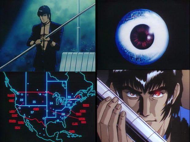 Thirty Years Later Goku Midnight Eye Anime Anime Goku Midnight