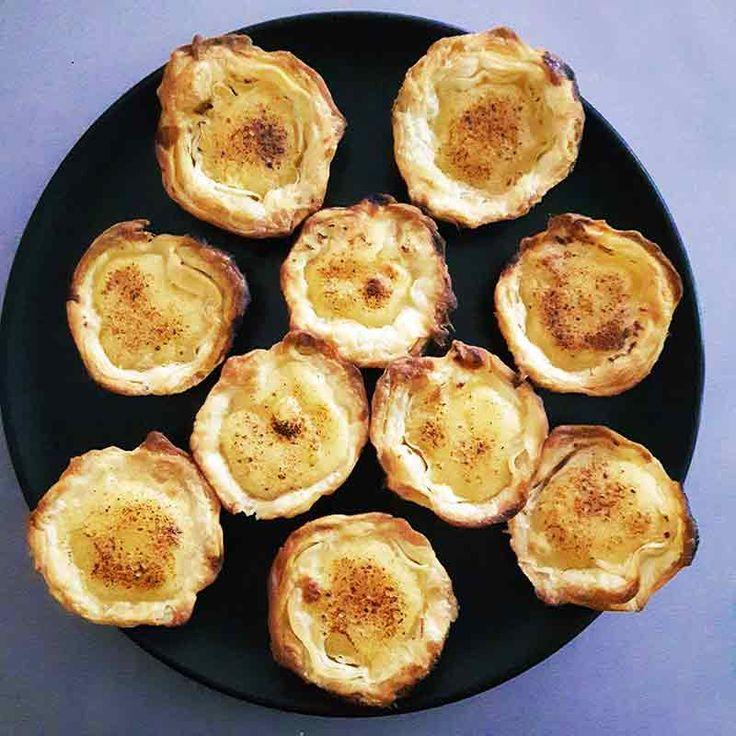 Más de 25 ideas increíbles sobre Pasteis de nata recipe en ...