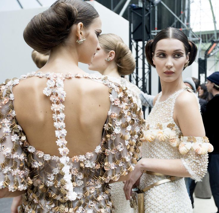Your backstage ticket at the Paris Couture Spring 2016 fashion shows
