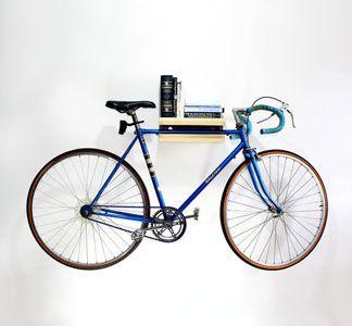 Elevate Bike Rack - Poplar