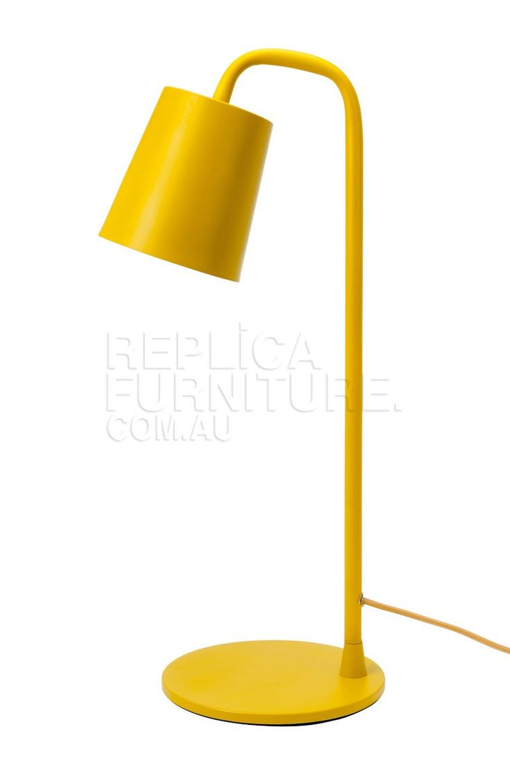 Replica Thomas Bernstrand Hide Table Lamp    The Hide Table Lamp Is A  Spotlight That