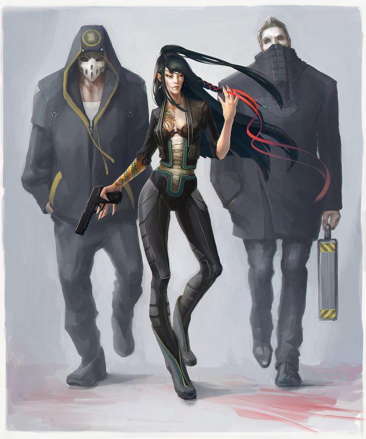 Yakuza Girl Outfit 37 best Concept (yakuz...