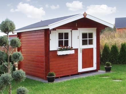 weka Gartenhaus 106 A