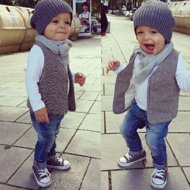 Happy! fashion, boy, fashionkids, beanie, converse, happy, fashionablekids
