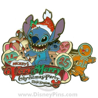 Disney World releases 2013 Mickey's Very Merry Christmas Party