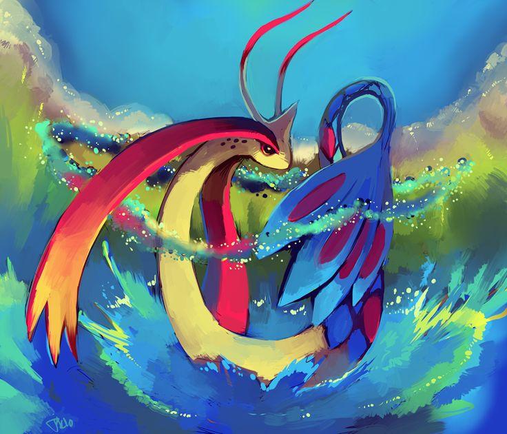Milotic - Pokemon